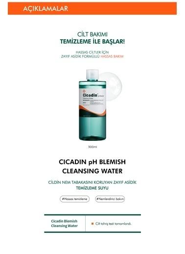 Missha Hassas Ciltler IÇin Yağlanma Karşıtı Temizleme Suyu 300 ml Renksiz